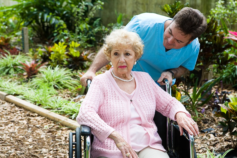 Elder Abuse Prevention and Warning Signs